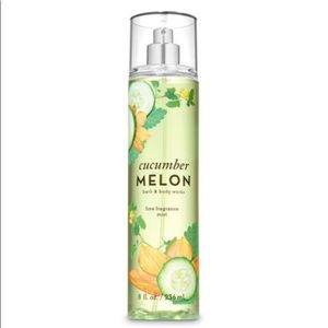 Set of 2 Cucumber Melon Fragrance Body Spray